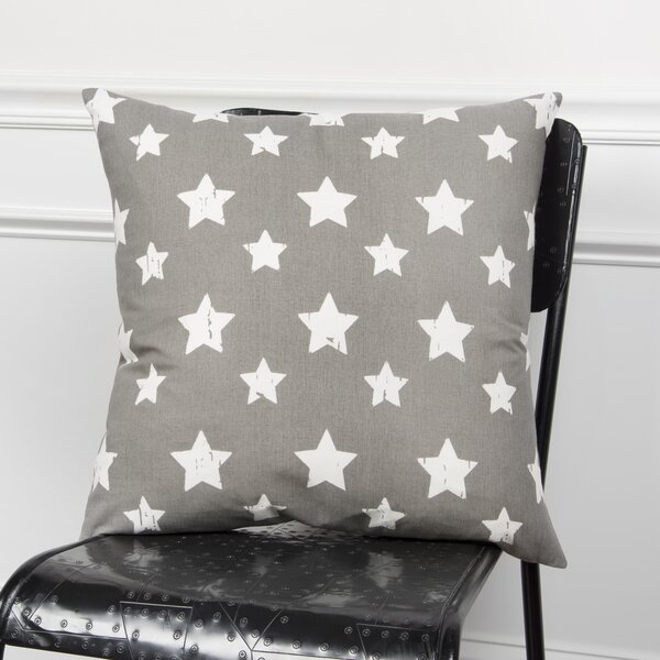 Juno 100% Cotton Throw Pillow by Harriet Bee